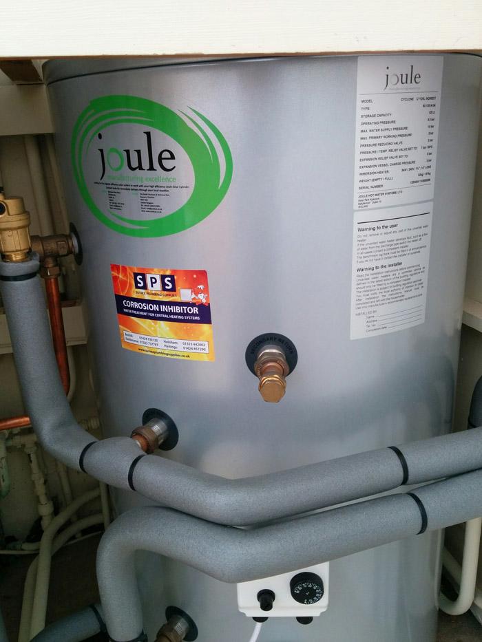 water heater (?)