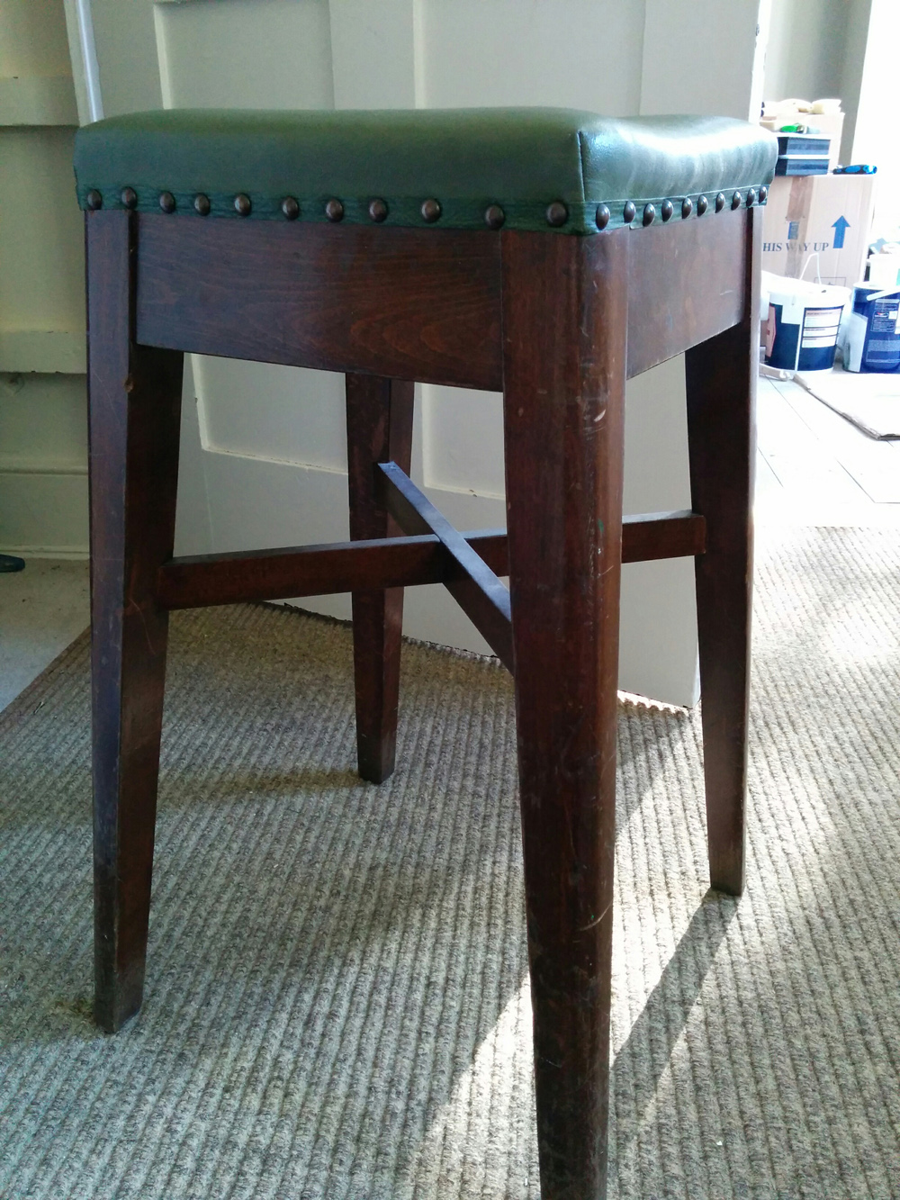 Kitchen stool - before