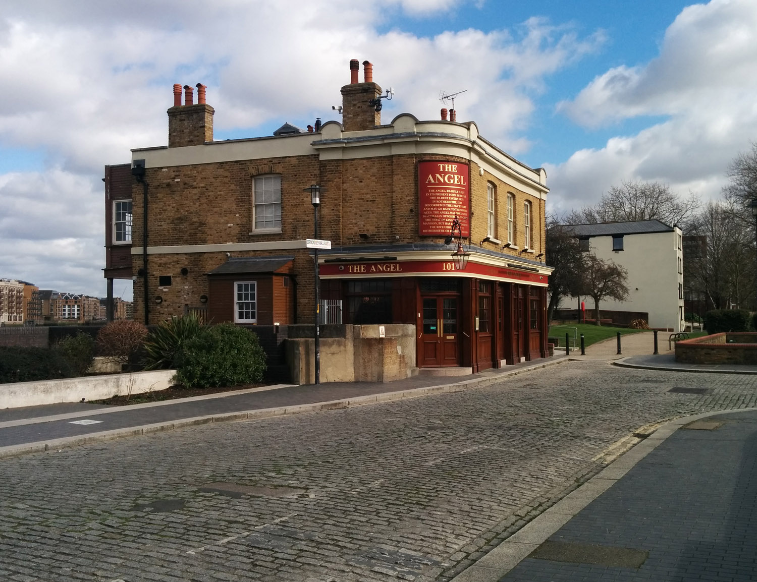 The Angel at Bermondsey