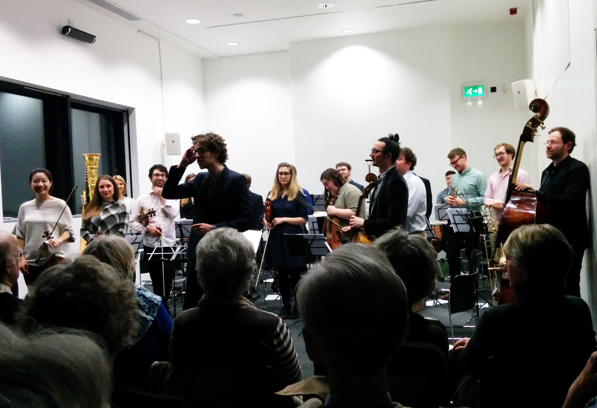 Arensky Chamber Orchestra at Towner