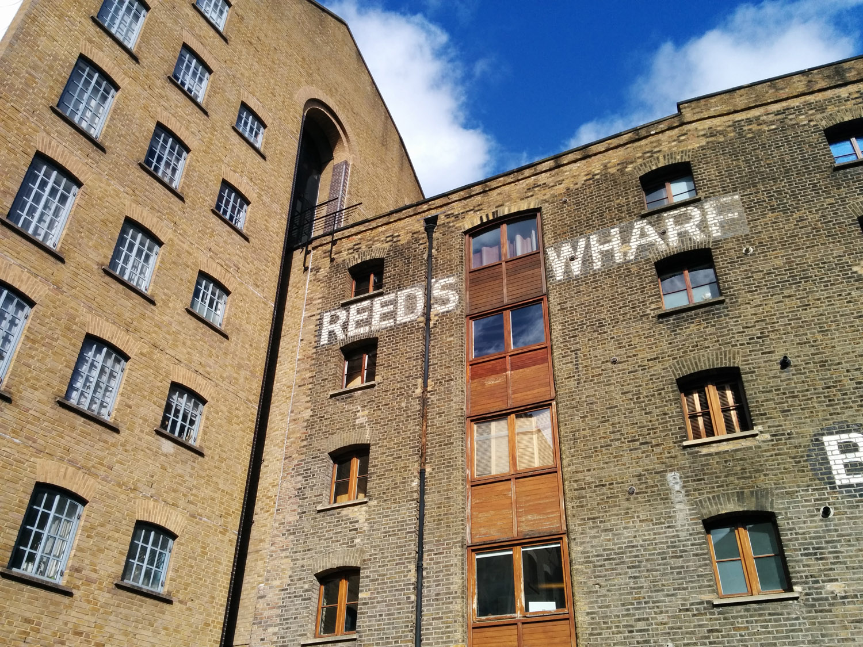 Reeds Wharf, London