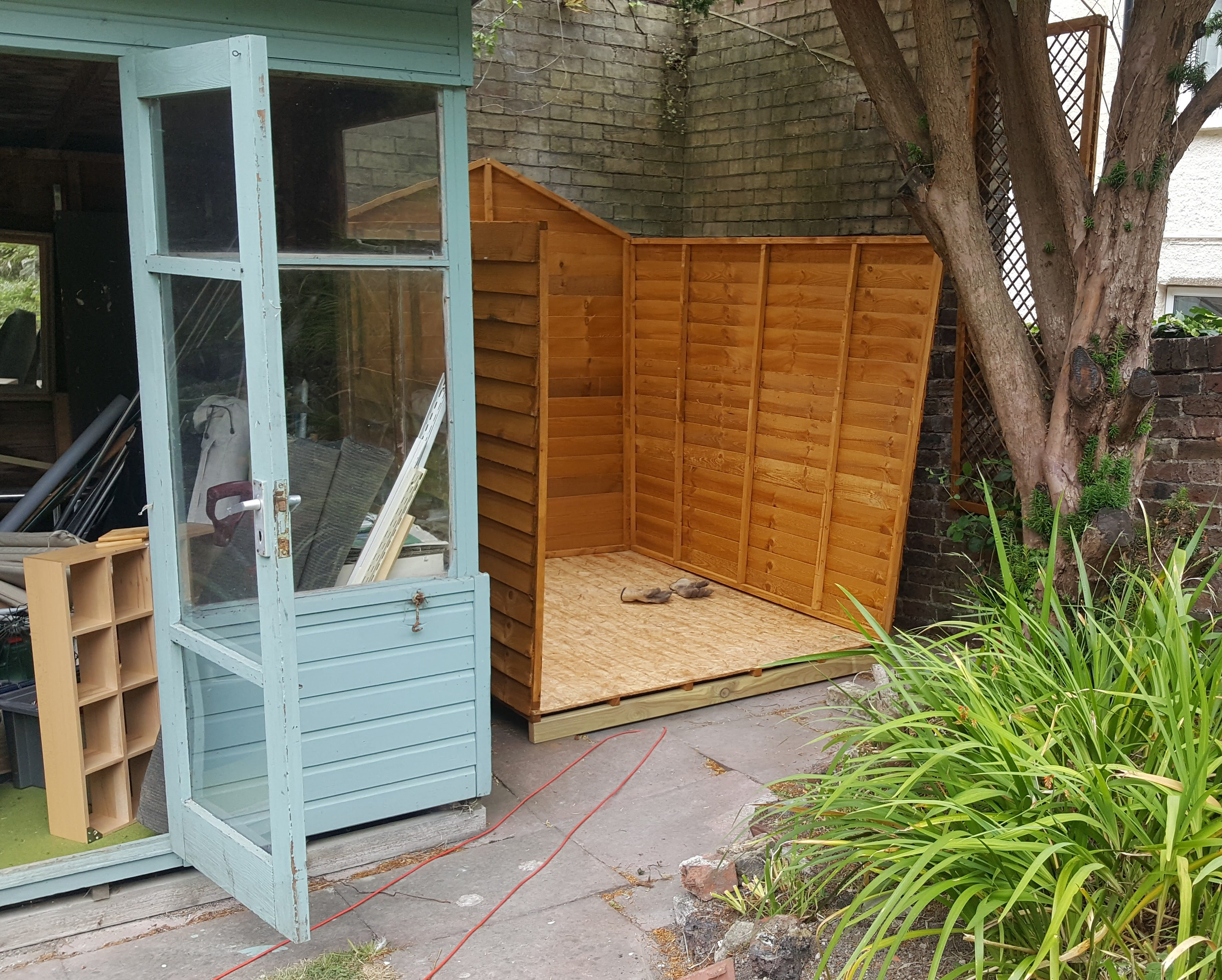 new shed 2