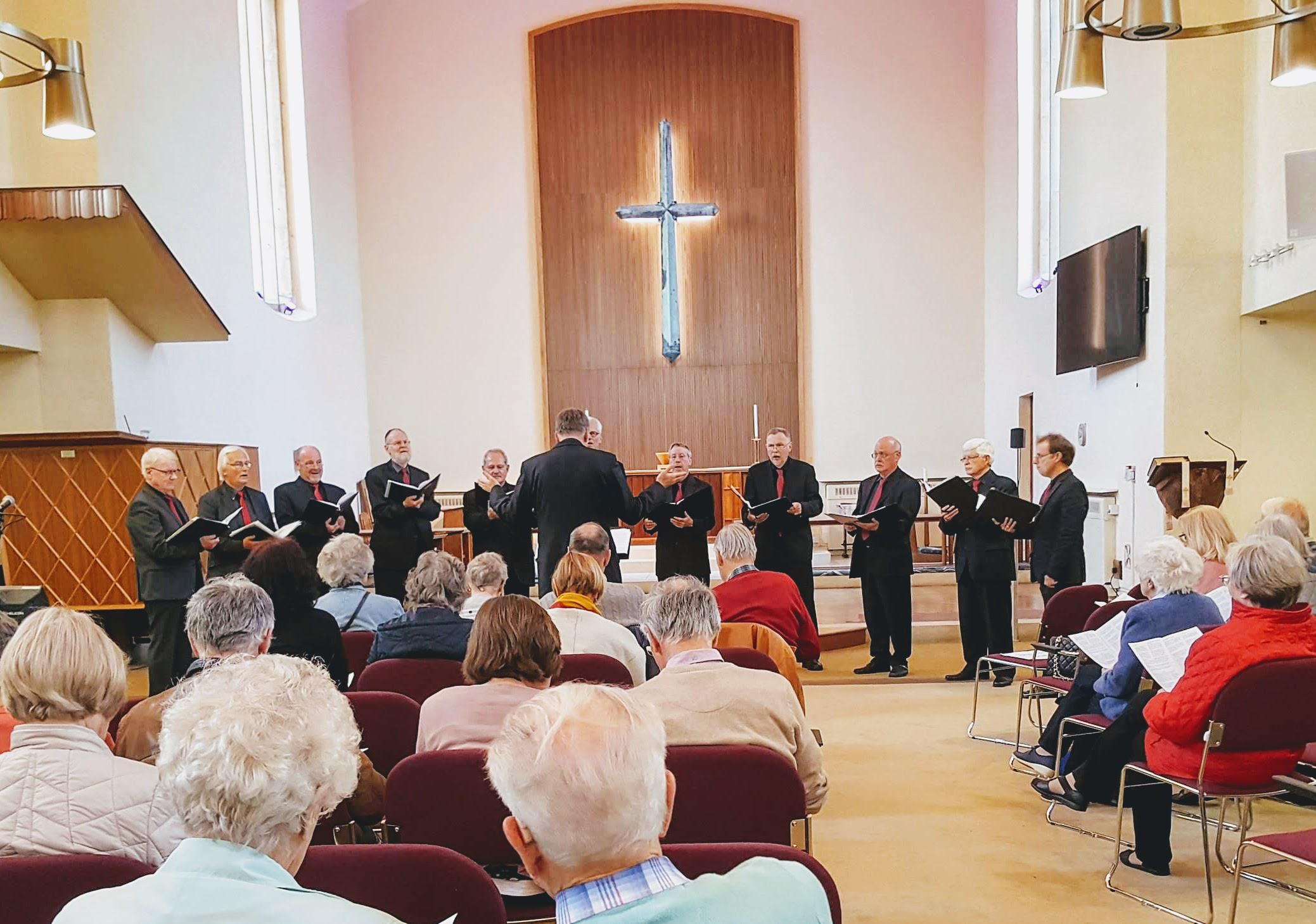 German choir Die Alten Knaben