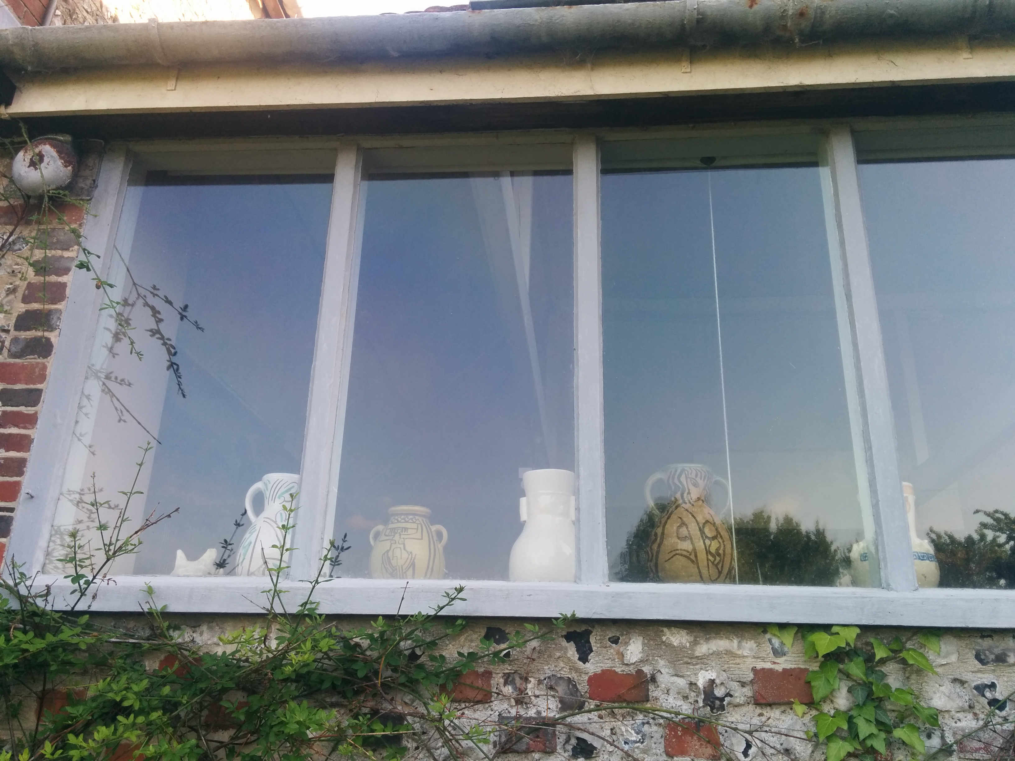 Charleston - studio window