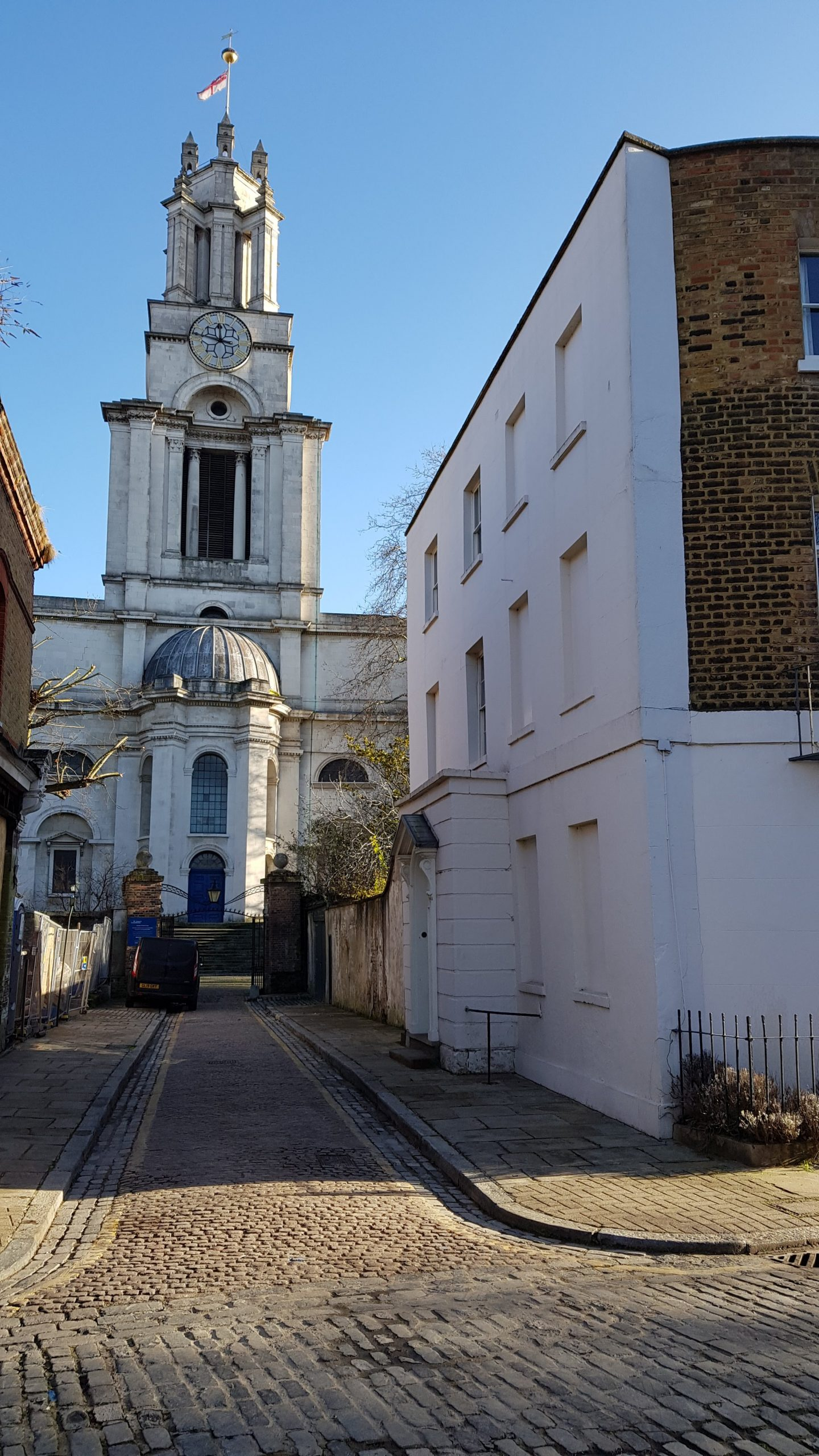 St Anne's Limehouse